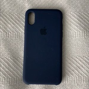 Apple iPhone Silicone case for iPhone XS